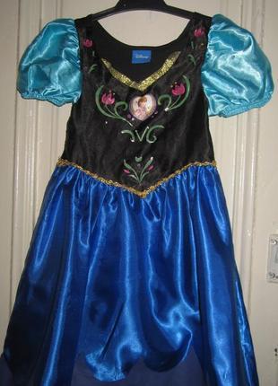 Платье карнавальное.3-4 года.рост 98-104см