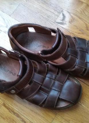 Итальянские сандали naturino 38