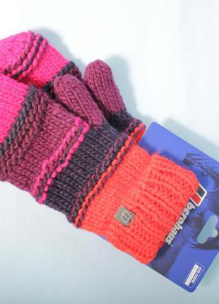 Berghaus перчатки женские флисовые