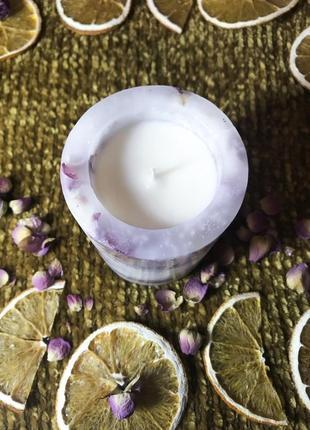 Натуральные свечи экологичные свечи
