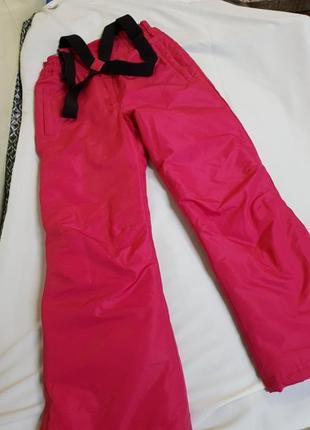 Комбенизон,штаны лыжные,штаны теплые,площевка.