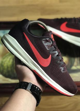 Nike air zoom structure 21 размер 40 {25 см по стельке}