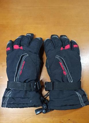 Краги  зимние перчатки теплые лыжные