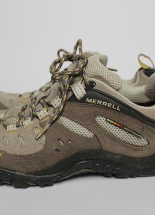 Merrell chameleon arc gore tex женские трекинговые кроссовки 38