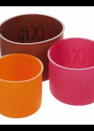 Набор силиконовых форм для выпечки куличей
