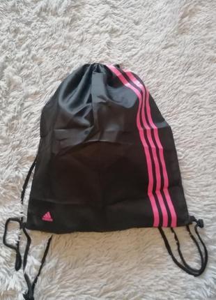 Фірмова сумку для взуття adidas