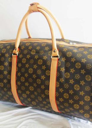 Шикарная сумка богатая дорожная эко кожа без предоплат сумка дорожная киев