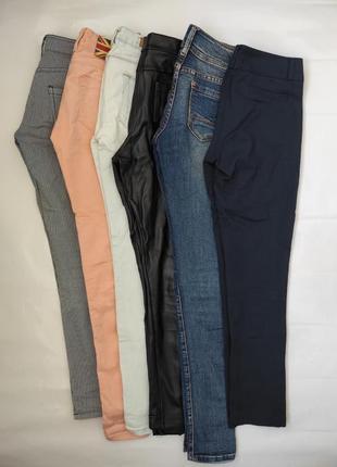 Штаны, джинсы, лосины штани,джинси, лосіни по 100 грн
