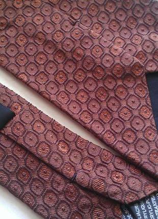 Шелковый галстук hugo boss,оригинал