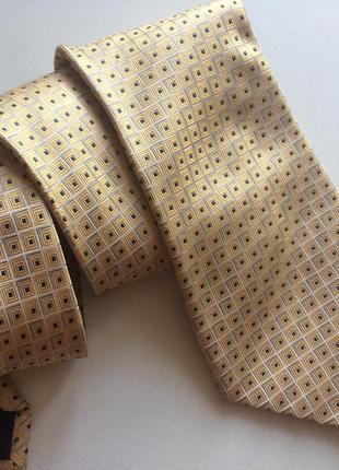 Нарядный шелковый галстук cedarwood state, свадебный галстук