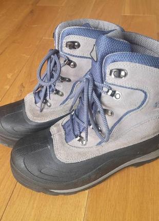 Ботинки снегоходы columbia