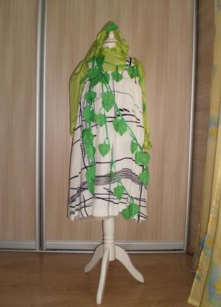 Сукня берізки