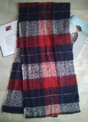 Большой мягкий шарф
