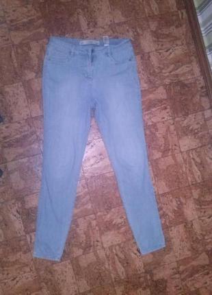 Летние джинсы леггинсы джеггинсы узкие