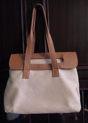Женская итальянская сумка vera pelle