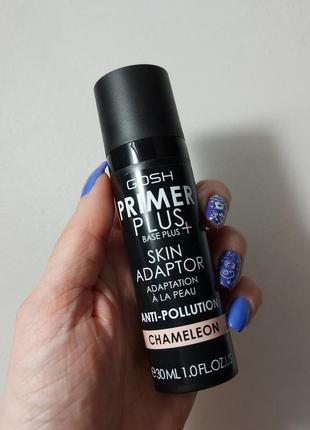 Основа праймер под макияж gosh foundation primer plus skin adaptor