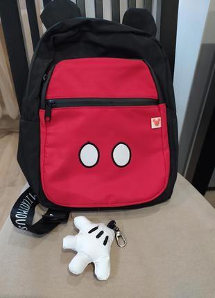 Классный рюкзак микки маус zara