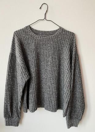 Светр oversize / свитер