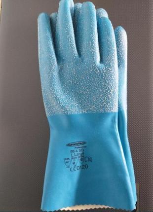 Професійні робочі рукавиці summitech rf 4 sb