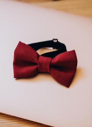 Краватка метелик vsetex чорна