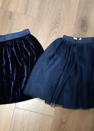 Классные юбки next u h&m на 6-8 и 8-9лет.две за 150грн.