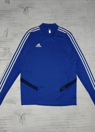 Adidas оригинал спортивная кофта размер l