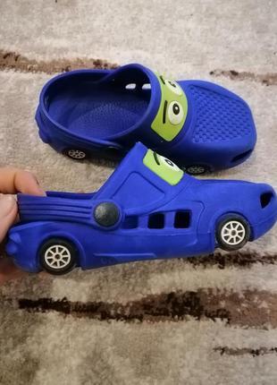 Крокс сандалии босоножки кроксы lc waikiki машинки с колёсами