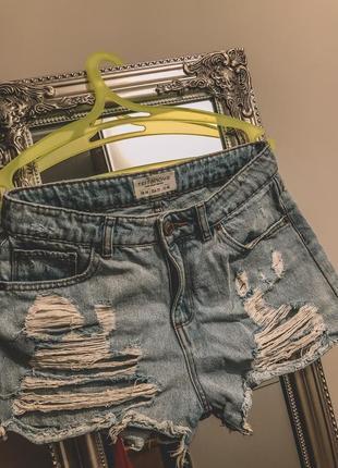 Шорты джинсовые terranova