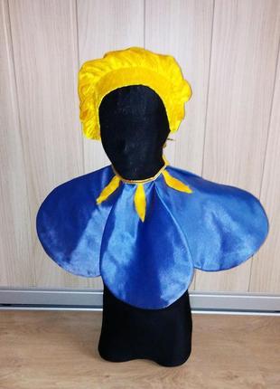 Карнавальний костюм барвінок