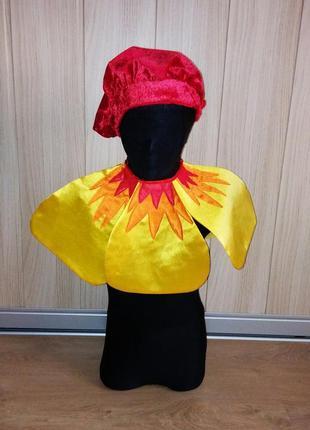 Карнавальний костюм первоцвіт