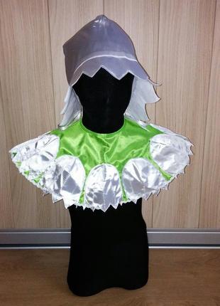Карнавальний костюм конвалії