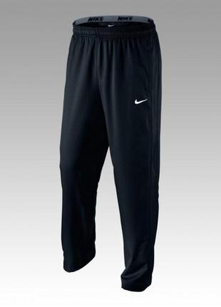 Крутые спортивные штаны для тренировок от nike team woven men's training pants