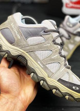 Мужские ботинки демисезонные salomon
