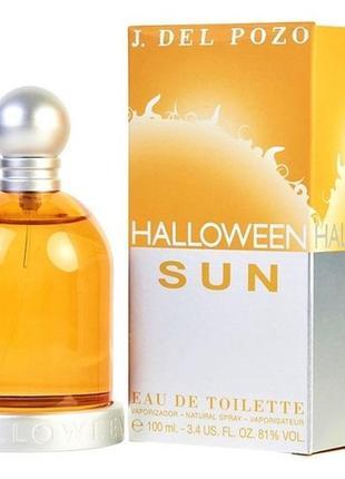 Jesus del pozo halloween sun
