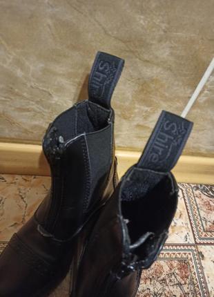 Ботинки для верховой езды, ботинки для конного спорта2 фото