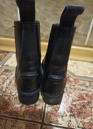 Ботинки для верховой езды, ботинки для конного спорта3 фото
