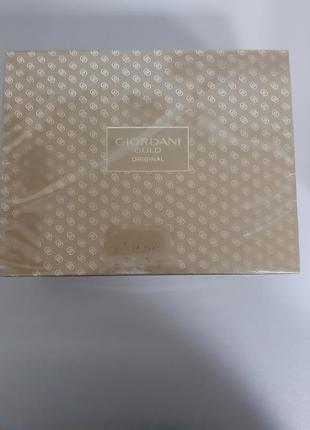 Подарочный набор giordani gold original