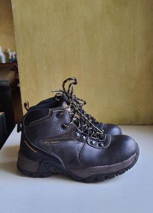 Ботинки columbia 31 32 разме