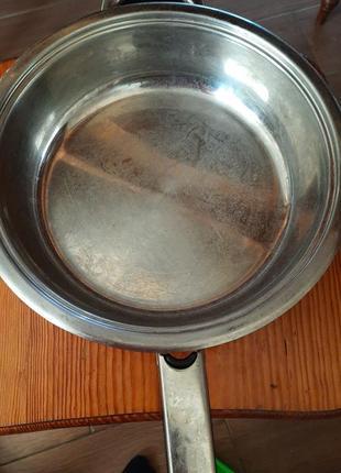 Сковорідка сковородка для тушения тушкування