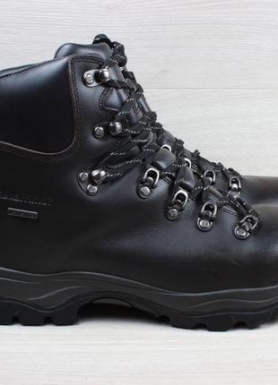 Мужские кожаные ботинки karrimor оригинал, размер 44 (зимние ботинки)