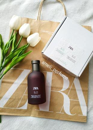 Zara 9.0 (edt 100 ml) (оригінальні парфуми, духи, туалетна вода)