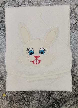 Детское полотенце уголок для мальчика и девочки рушничок дитячий для дівчинки