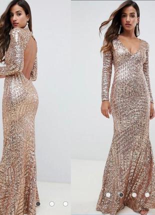 Очень красивое платье в палетку