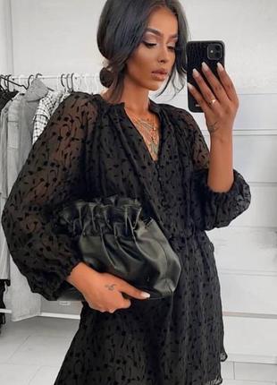 Красивое платье с длинным рукавом повседневное платице