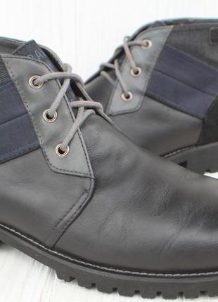 Ботинки g-star raw кожа нидерланды 43р