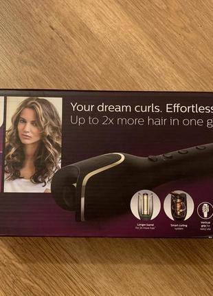 Автоматическая плойка для завивки волос philips