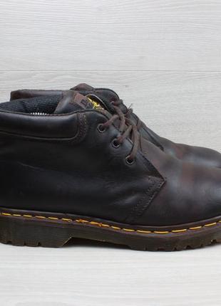 Мужские кожаные ботинки dr. martens оригинал англия, размер 42.5 - 43
