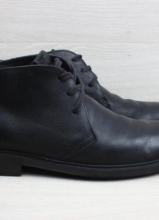 Мужские кожаные ботинки camper оригинал, размер 43 - 44