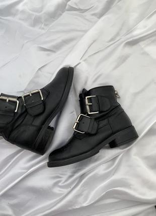 Кожа 100% ботиночки