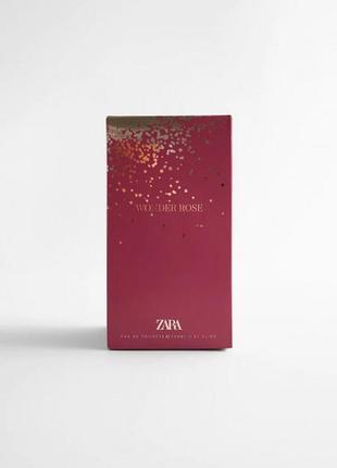 Туалетная вода для женщин zara wonder rose edt 150 ml
